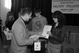 Młody Paganini - rozdanie nagród i koncert laureatów