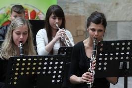 Orkiestra w Galerii Piastów_1