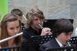 Orkiestra w Galerii Piastów_2